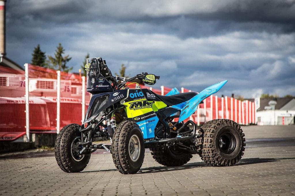 Yamaha Raptor, MRG