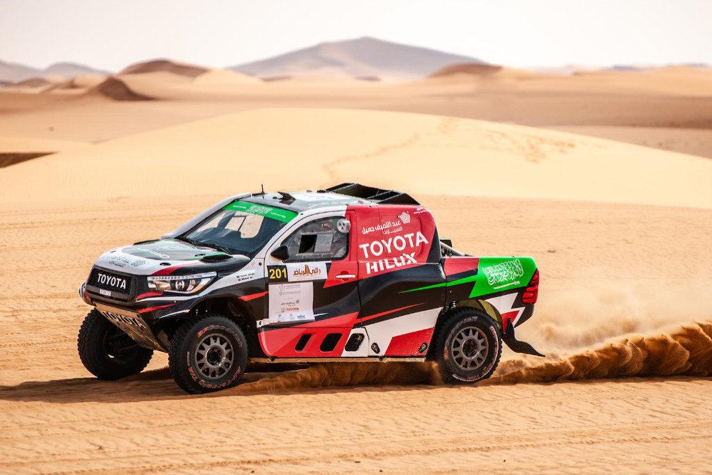 Yazeed Al-Rajhi, Riyadh Rally 2019