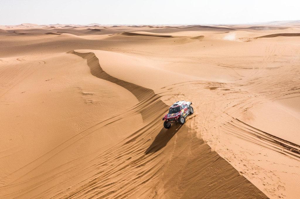 Stéphane Peterhansel, Riyadh Rally 2019