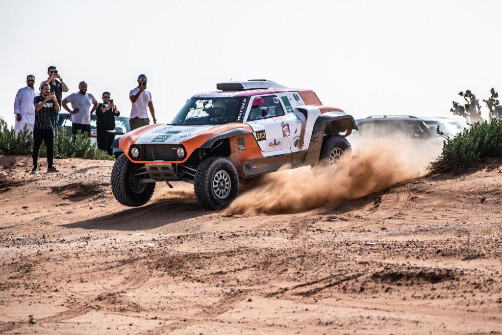 Yasir Seaidan, Riyadh Rally 2019