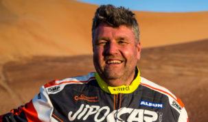 Martin Kolomý, test Abu Dhabi 2019
