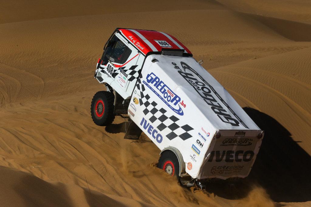 Igor Bouwens, Africa Race 2020