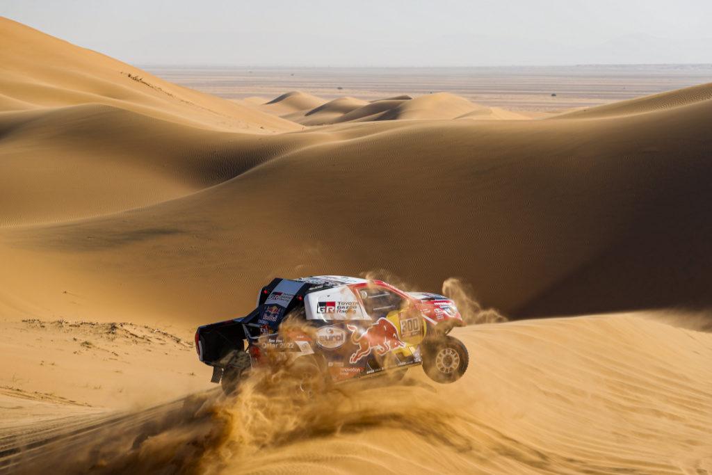 Nasser Al-Attiyah, Dakar 2020