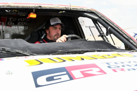 Fernando Alonso, Dakar 2020