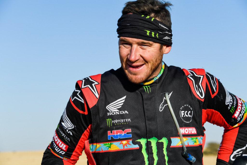 Ricky Brabec, Dakar 2020