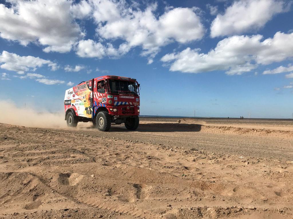 Richard de Groot, Dakar 2020