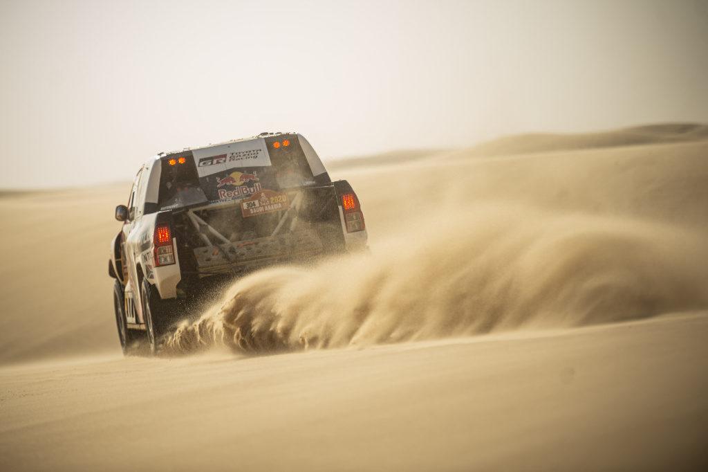 Giniel de Villiers, Dakar 2020