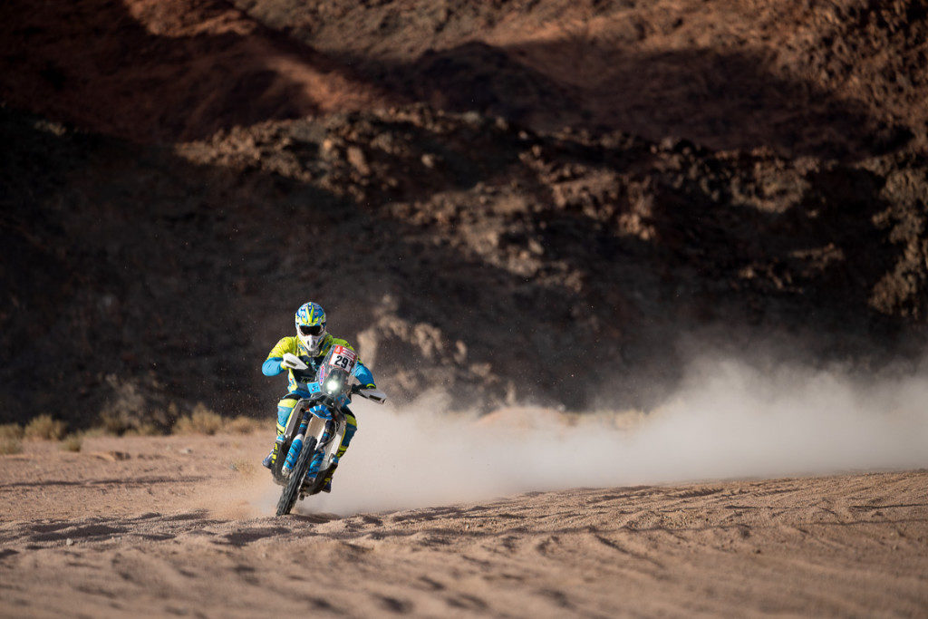 Milan Engel, Dakar 2020