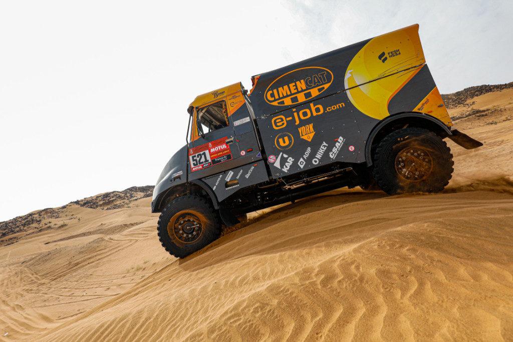 Patrice Garrouste, Dakar 2020