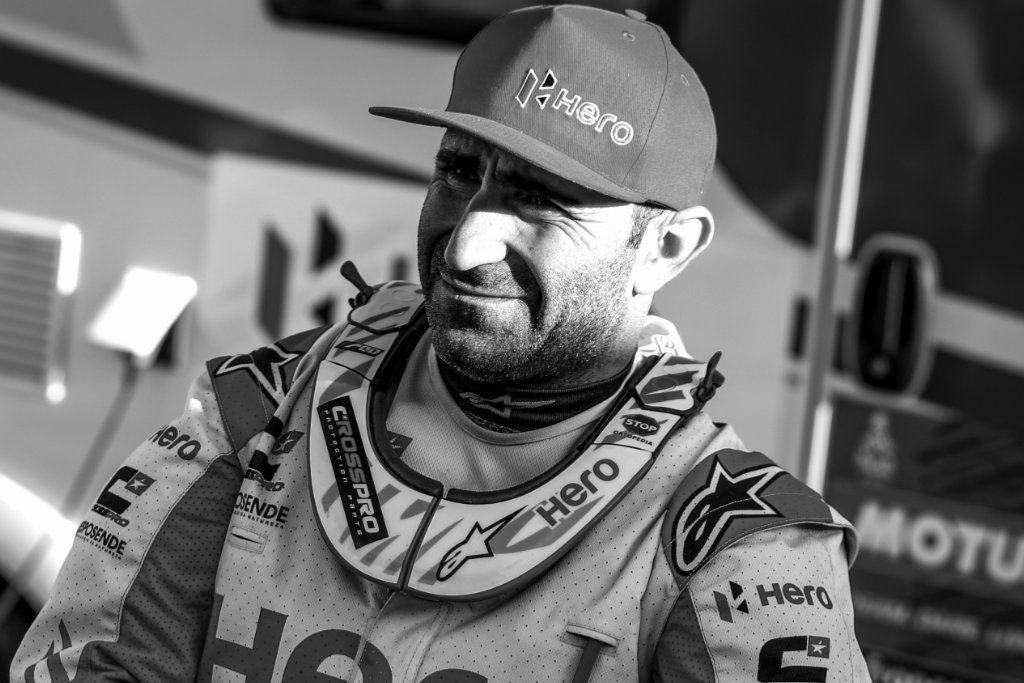 Paulo Gonçalves, Dakar 2020