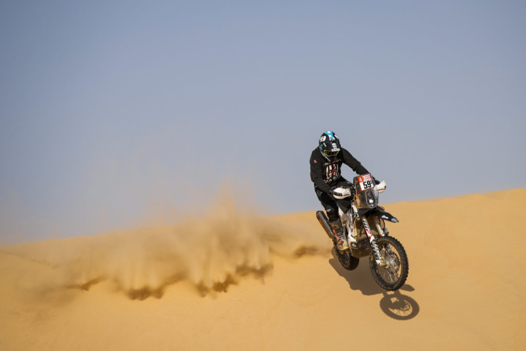 Skyler Howes, Dakar 2020