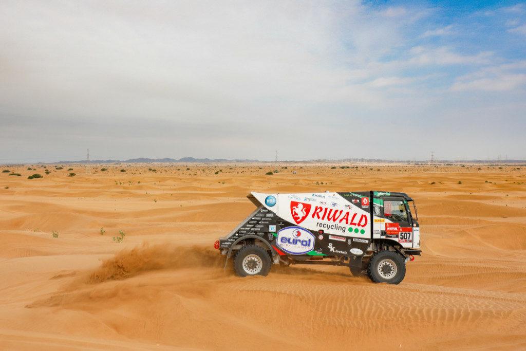 Gert Huzink, Dakar 2020