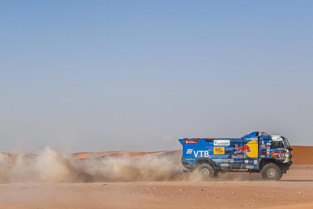 Andrej Karginov, Dakar 2020