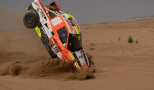 Martin Kolomý, Dakar 2020, shakedown