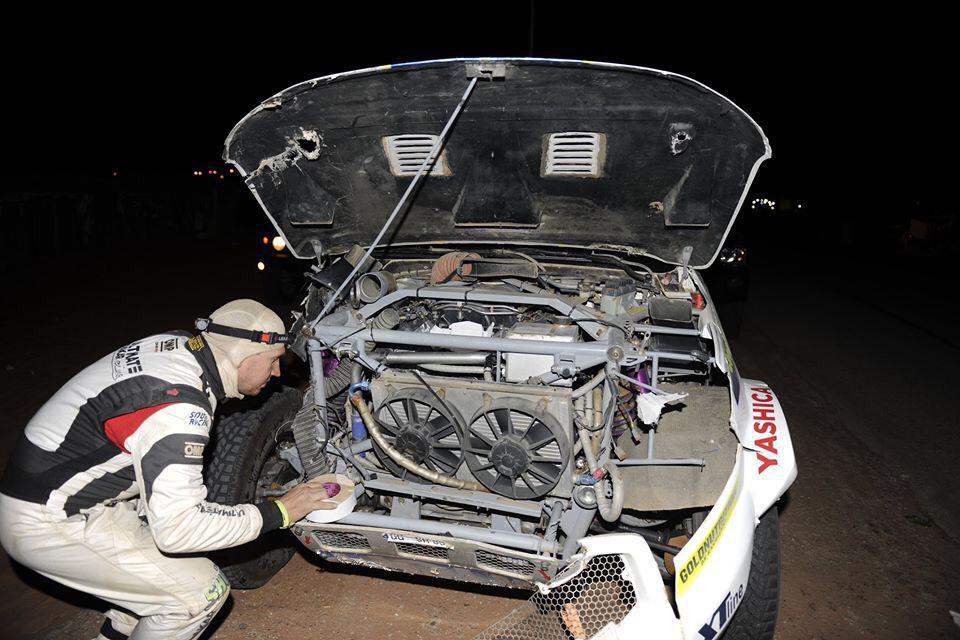 David Křípal, Dakar 2020