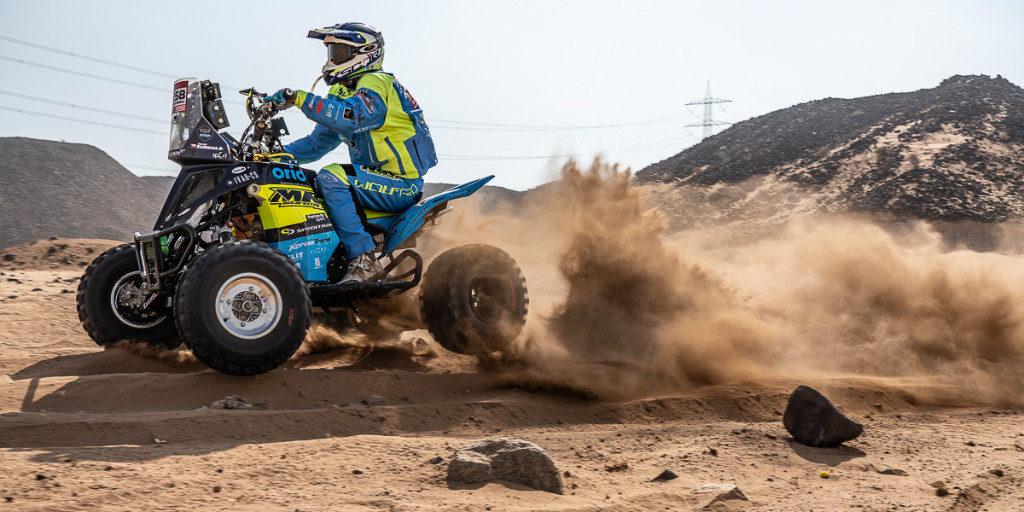 Tomáš Kubiena, Dakar 2020