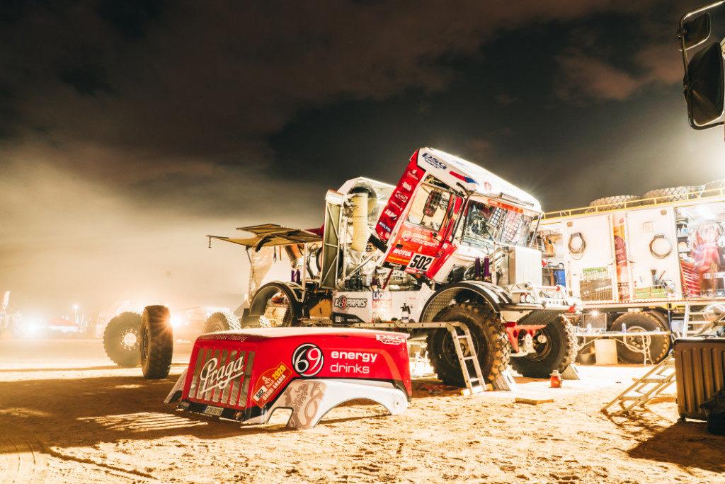Loprais Team, Dakar 2020
