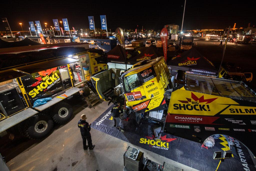 Big Shock Racing, Dakar 2020