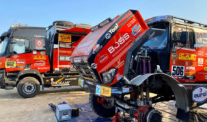Mammoet Rallysport, Dakar 2020
