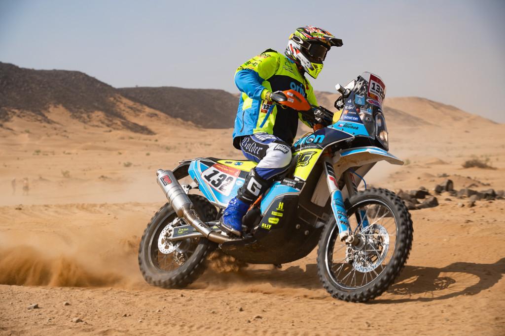 Martin Michek, Dakar 2020
