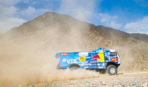 Eduard Nikolajev, Dakar 2020
