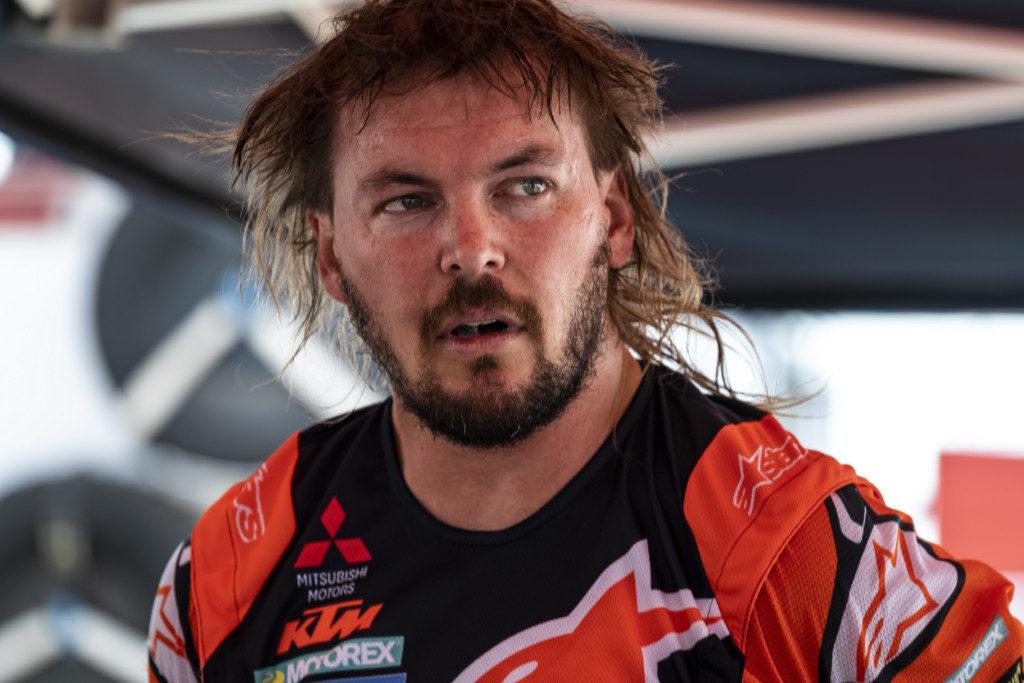 Toby Price, Dakar 2020