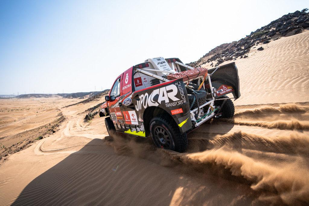 Martin Prokop, Dakar 2020