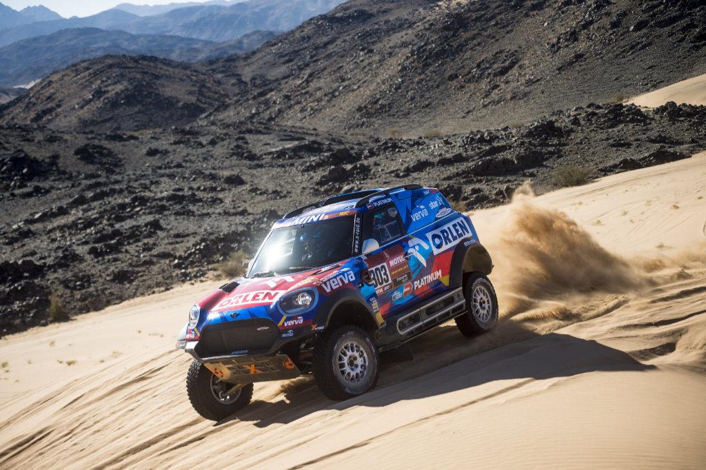 Kuba Przygoński, Dakar 2020