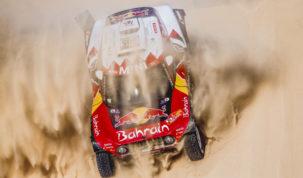 Carlos Sainz, Dakar 2020