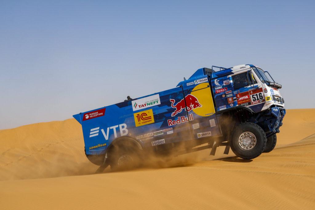 Anton Šibalov, Dakar 2020