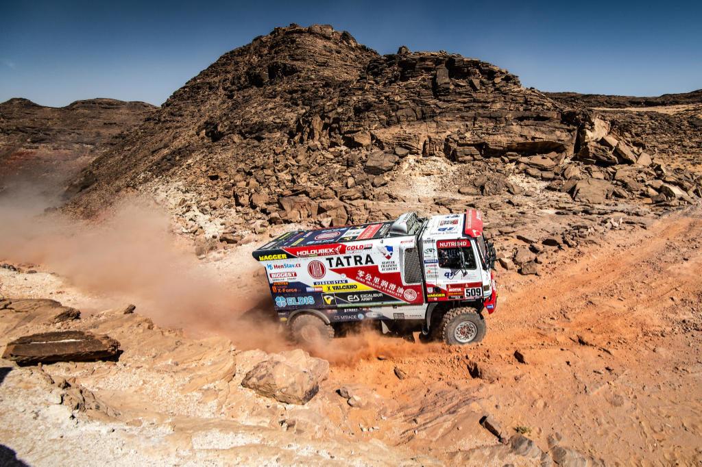 Martin Šoltys, Dakar 2020