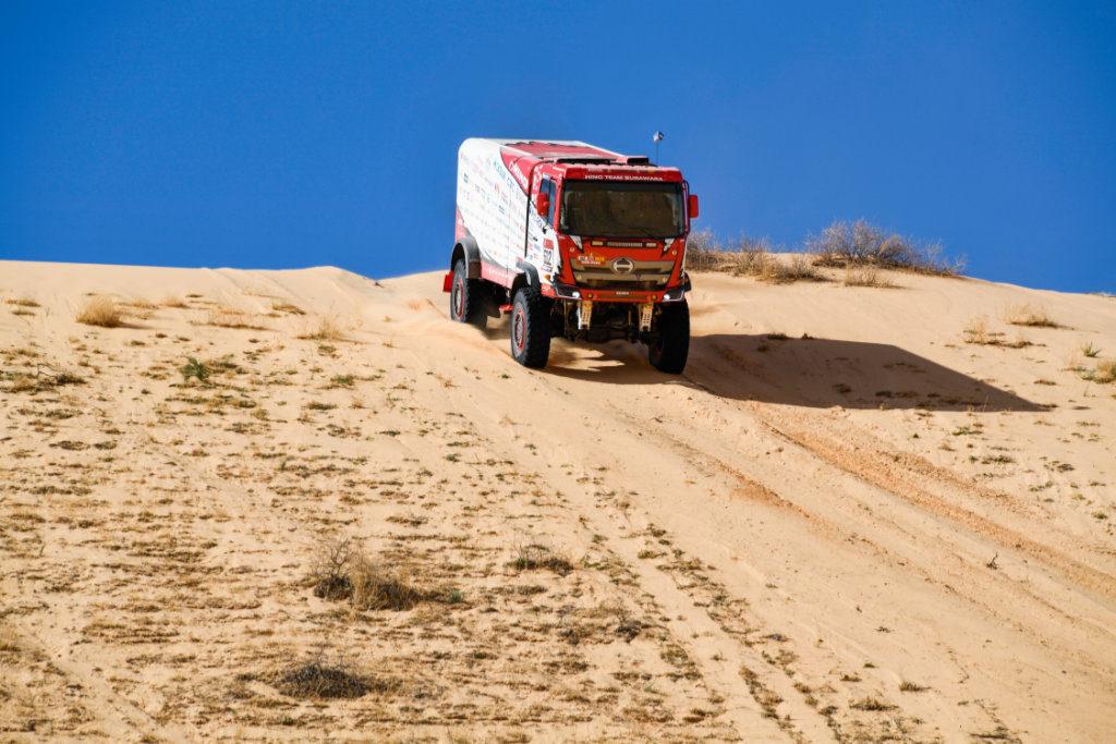 Teruhito Sugawara, Dakar 2020