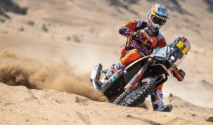 Sam Sunderland, Dakar 2020