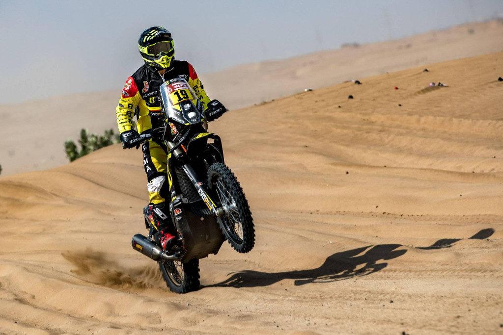Štefan Svitko, Dakar 2020