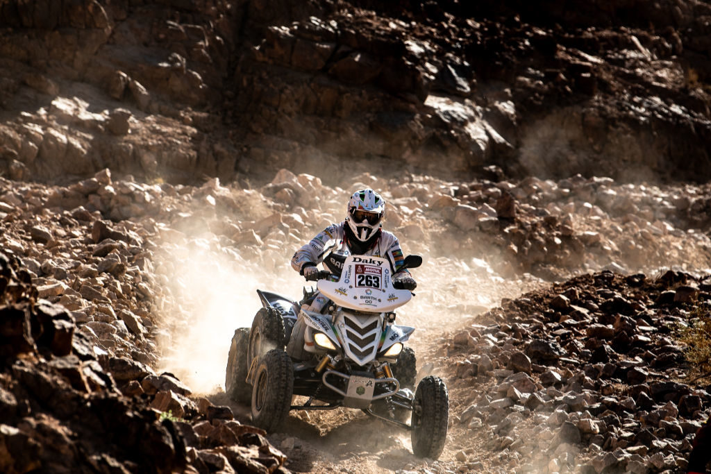 Zdeněk Tůma, Dakar 2020