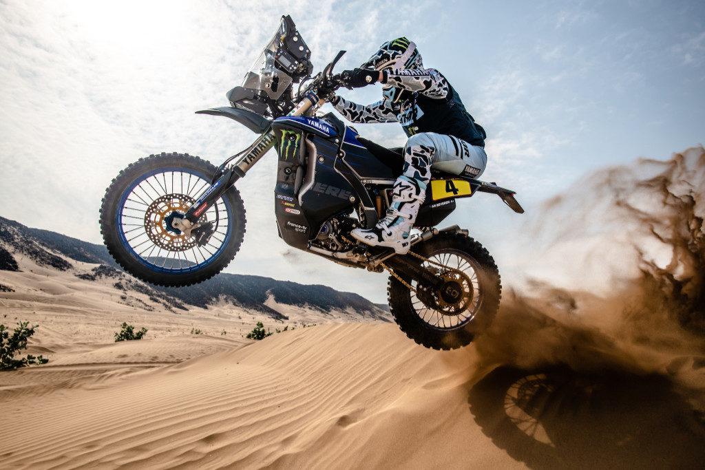 Adrien Van Beveren, Dakar 2020
