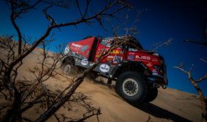 Martin van den Brink, Dakar 2020