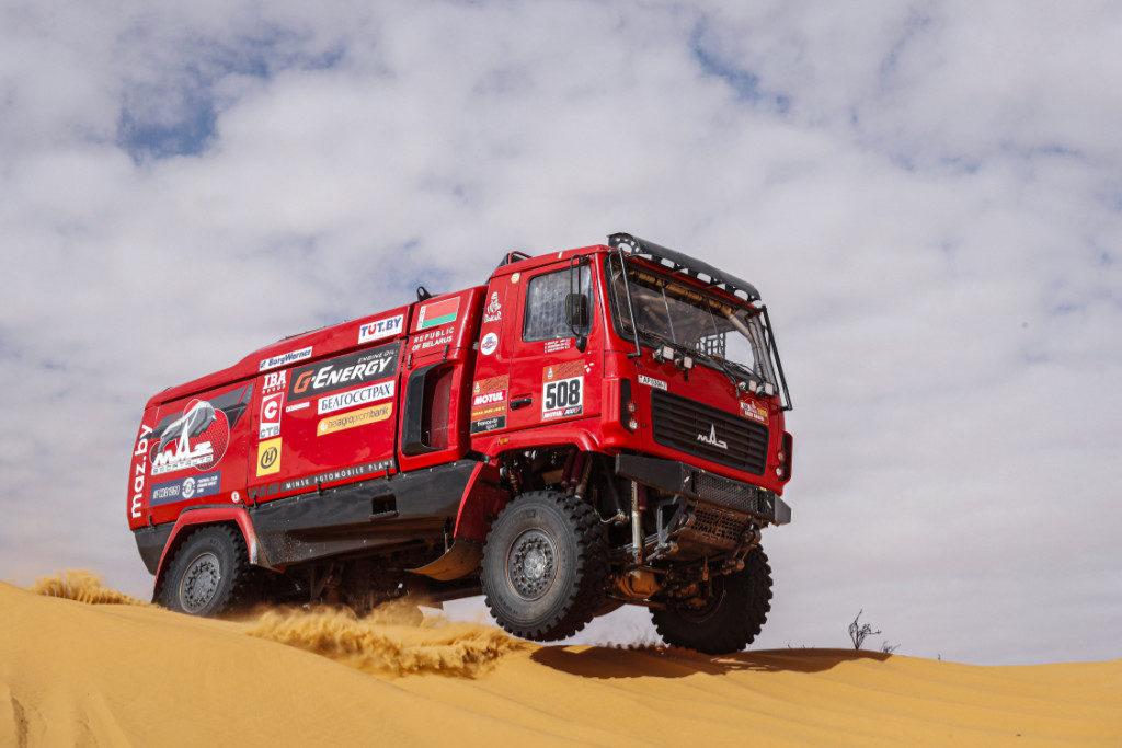 Alexandr Vasiljevskij, Dakar 2020