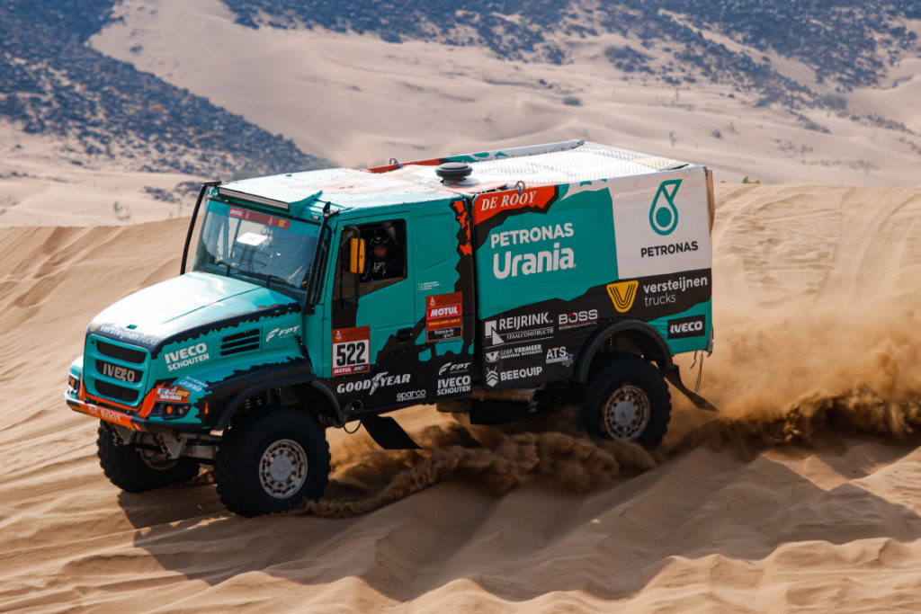 Vic Versteijnen, Dakar 2020