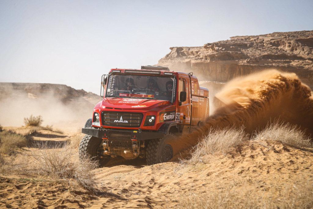 Sergej Vjazovič, Dakar 2020
