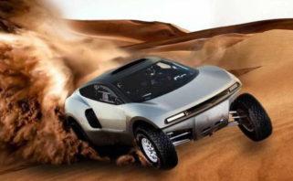 Prodrive Dakar