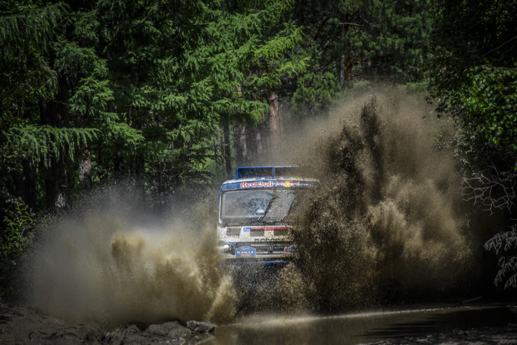 Andrej Karginov, Silk Way Rally 2019