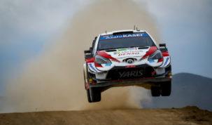 Toyota Yaris WRC, Mexico 2020