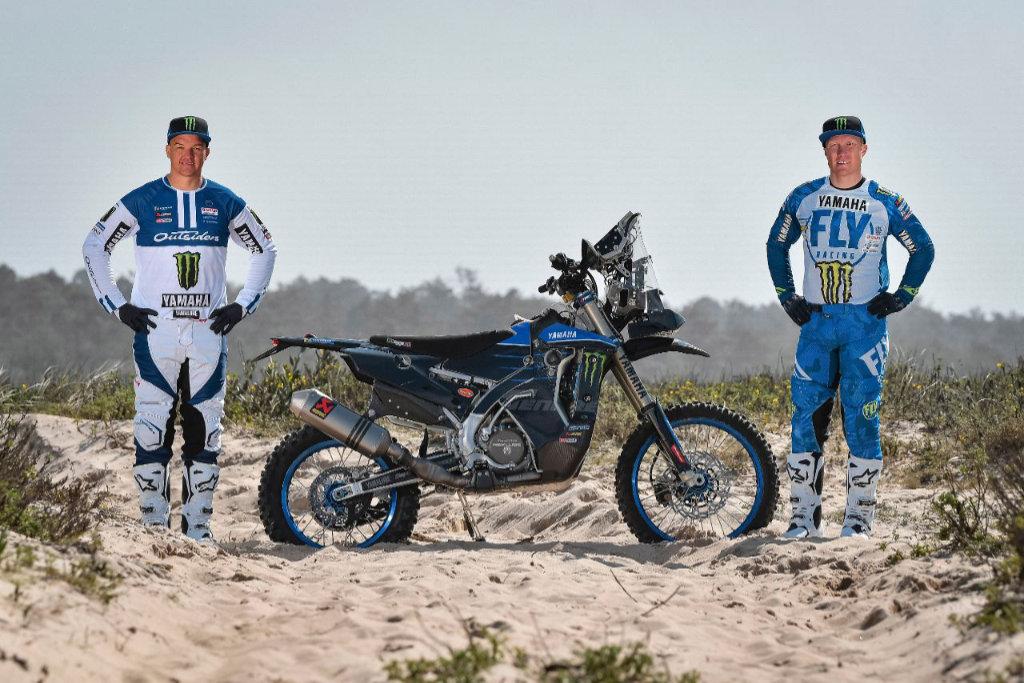 Ross Branch & Andrew Short, Yamaha