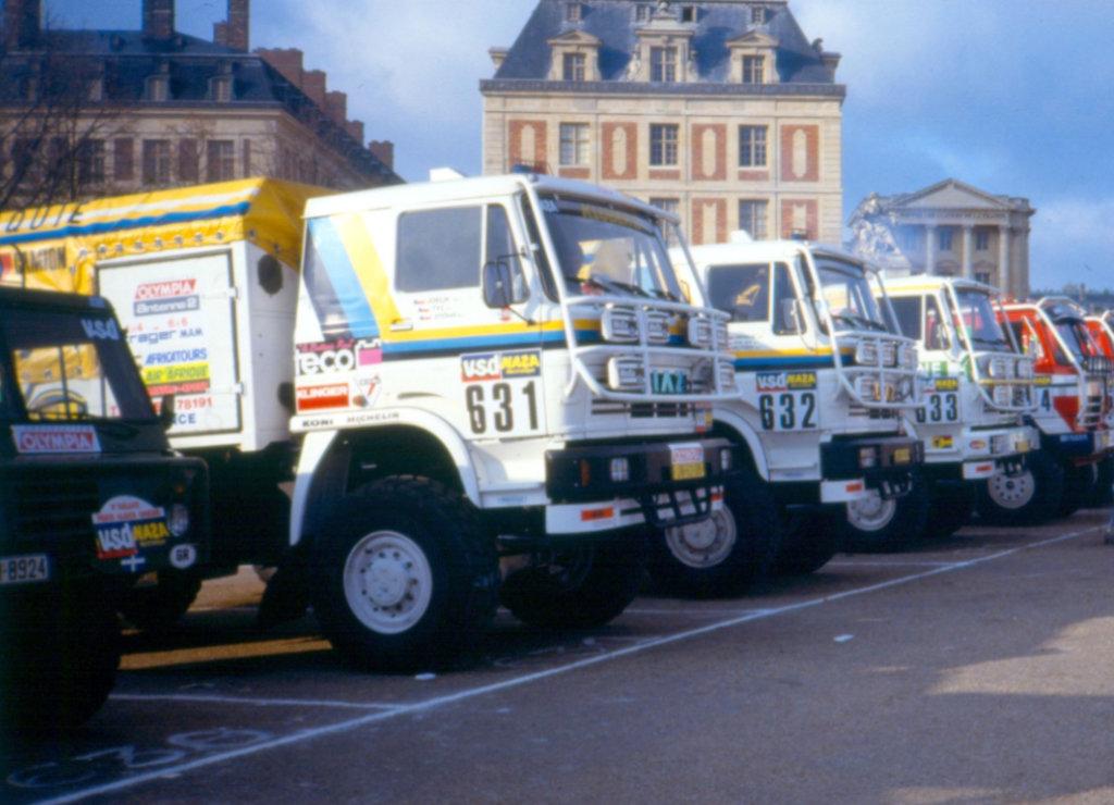 Liaz, Dakar 1986