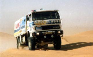 Liaz 617, Dakar 1988