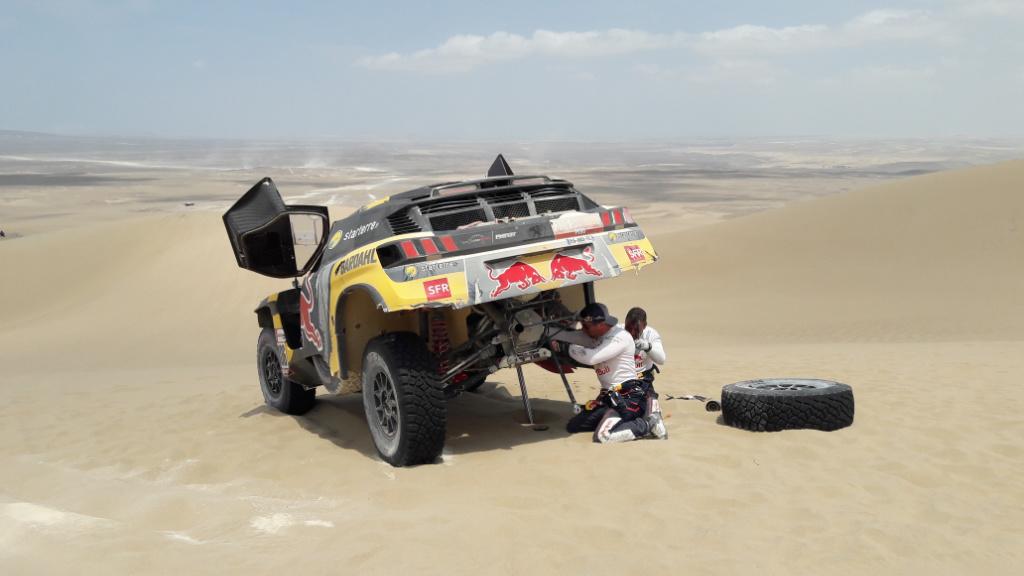 Sébastien Loeb, Dakar 2019