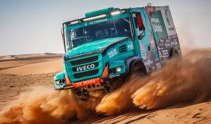 Janus van Kasteren, Dakar 2020