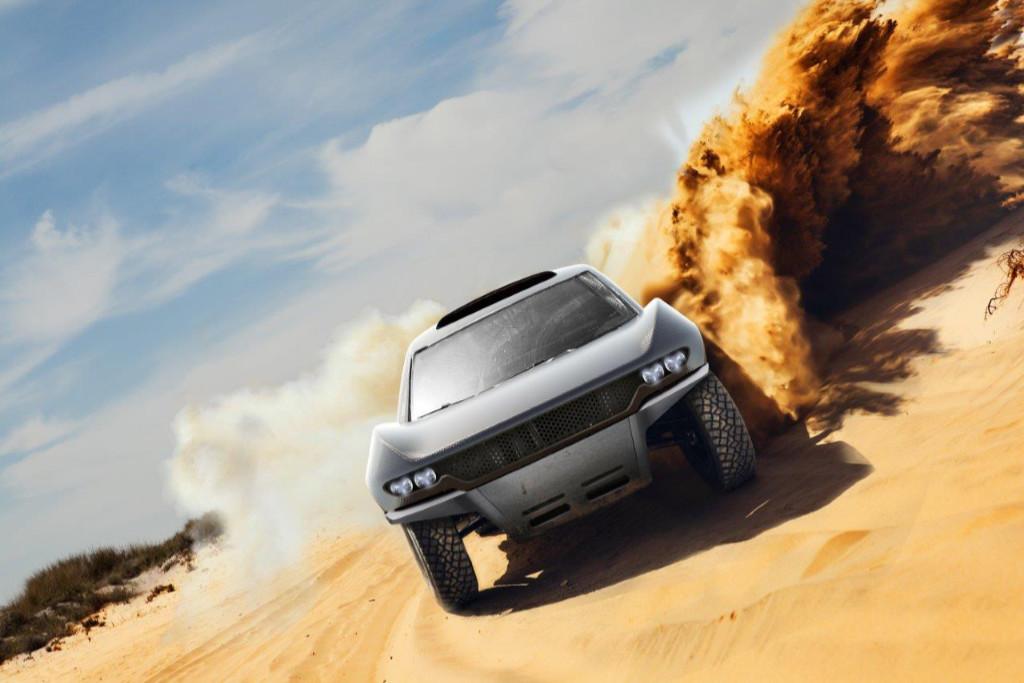 Prodrive Project Dakar 2021