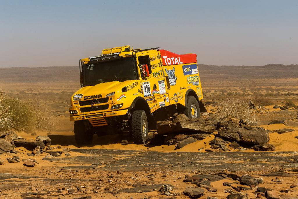 Miklos Kovacs, Africa Eco Race 2020